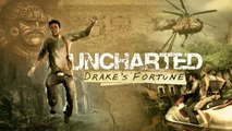 """3 - Uncharted: Drake's Fortune OST d-_-b """"Sir Francis Drake"""" (Naughty Dog 2007)"""