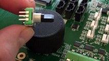 VESC quadrature encoder position control test - video