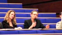 """11/12 Forum Events - Isabelle Juppé """"Jusqu'où nous mènera la révolution numérique?"""""""