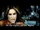 "Grace Deeb sings ""Ghannali"" (He Sang to Me) English subtitles غريس ديب غنالي"