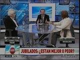 Alcira Argumedo debate con Artemio Lopez en A24