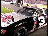 NASCAR - 2003 Lowe's UAW-GM 500 - Dale Earnhardt and Jeff Gordon Receive Tribute Laps