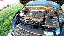 Golf VII 7 GTI Performance 0-259 km/h Test First drive sport auto