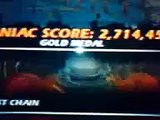 Burnout Dominator 2,714,451 in Total Maniac - Dominated!