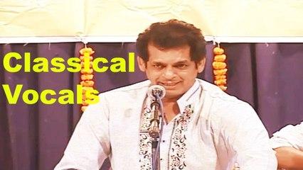 U. Ahshan Ahmed Khan - Indian Classical Music | Vocals