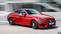 New Mercedes C Class Coupe 2015 interior and exterior / Mercedes-Benz C-Class Coupé 2016