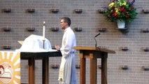Peace Lutheran Sermon - The Transfiguration of Jesus