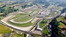 Gran Premio d'Italia MotoGP Mugello 2015 partenza