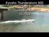 Traxxas Villain EX & Kyosho Twinstorm 800 am Schlitterer See