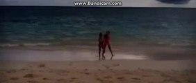 Maddie Ziegler Pushes Mackenzie Ziegler Into The Sand