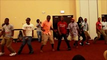 Valdosta State University #VSU Fall 2012 NPHC Greek Showcase: Kappa Alpha Psi
