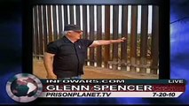 Glenn Spencer: Mexican Drug Cartels Conquest of America's Border Continue While Obama Plays Golf 1/3