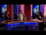 Fox News LIVE: Tech Crunch's Mike Arrington gets Crunched by AOL and Arianna Huffington