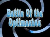 Transformers Optimus Prime (Optimash Prime!) Battle