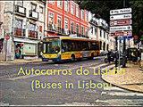 Autocarros em Lisbõa (Buses in Lisbon)