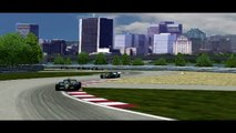 Crashes and Collisions [rFactor F1]