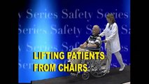 How To Lift A Patient In a Chair Safely from SafetyVideos.com