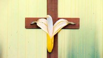 Syrupy Self-Flagellation At The Shrine Of The Banana Crucifix