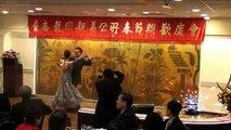 Chinese Tango (Slow Tango ) 台灣探戈舞(原野春夢)舞曲表演 Violet and Wing _Slow Tango