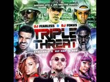 DJ FearLess & DJ Fokus - Triple Threat Mixtape