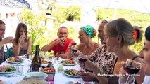 Reportage Mon nuage : 5 jours dans le Vaucluse - vignes, vendanges, oenotourisme