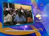 Anuncian en Chiclayo construccion de universidad autonoma en Ferreñafe, Lambayeque