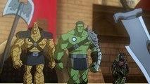 Planet Hulk Trailer