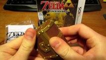 Zelda Treasure Chest // Zelda - A Link Between Worlds