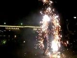 Delfée Charmeuse de Flammes - Feu d'artifice de son anniversaire at Poi AD+