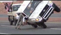 How men drive cars in Saudi Arabia