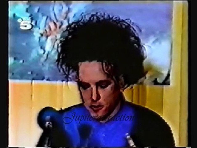 the cure plainsong rare version soundboard 1989 germany amazing voice robert smith
