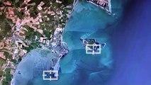 L'île Tatihou en Normandie balade randonnée musée maritime oiseaux conservatoire littoral