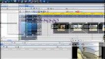 Adding Video Transitions using trakAxPC Video Editing Software.