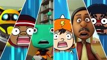 BoBoiBoy Game Papa Zola Kekasih Terang Benderang 2