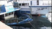 Italie : Survivre en haute mer