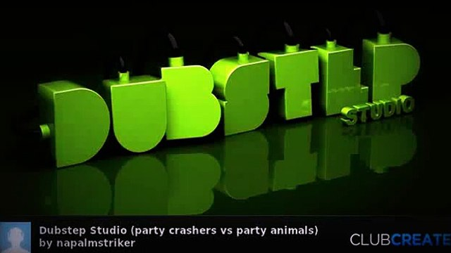 Dubstep Studio (party crashers vs party animals) by napalmstriker