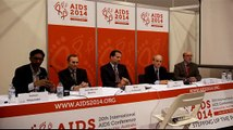 Press Conference - Tuberculosis - International AIDS Conference
