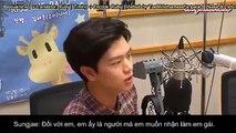 [VIETSUB] 150707 SUKIRA Yook Sung Jae - Kim So Hyun vs Joy cut