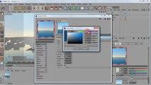 Cinema 4d tutorial: 3D fly through Clouds
