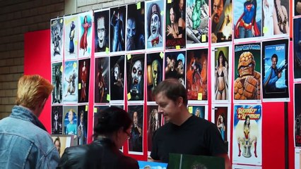 Nerdkino auf dem Hollywood Event in Bottrop