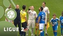Chamois Niortais - FC Sochaux-Montbéliard (1-1)  - Résumé - (CNFC-FCSM) / 2015-16