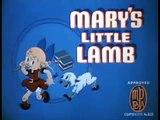 Mary's Little Lamb, UB Iwerks ComiColor Cartoon