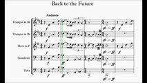 Back to the Future Brass Quintett