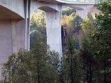 Bungee Jump (Chomutov, highest bridge in Czech)