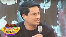 Richard plays with Krissy and Darla on Krissy TV