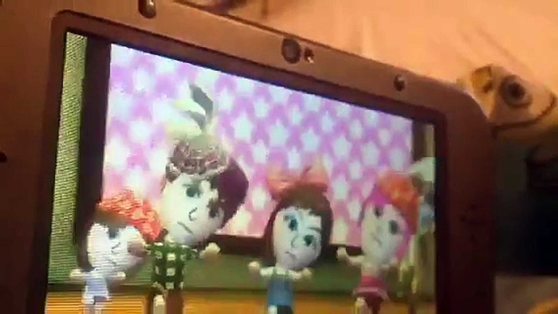 Tomodachi life funny song + good words