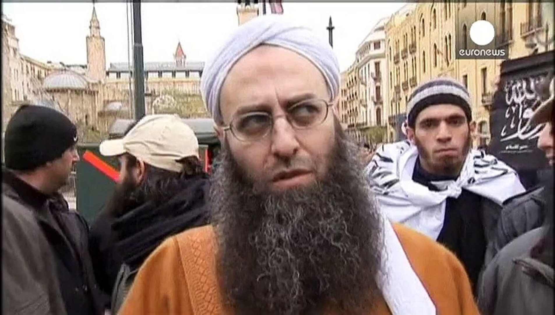 В Бейруте задержали главу экстремистов-салафитов
