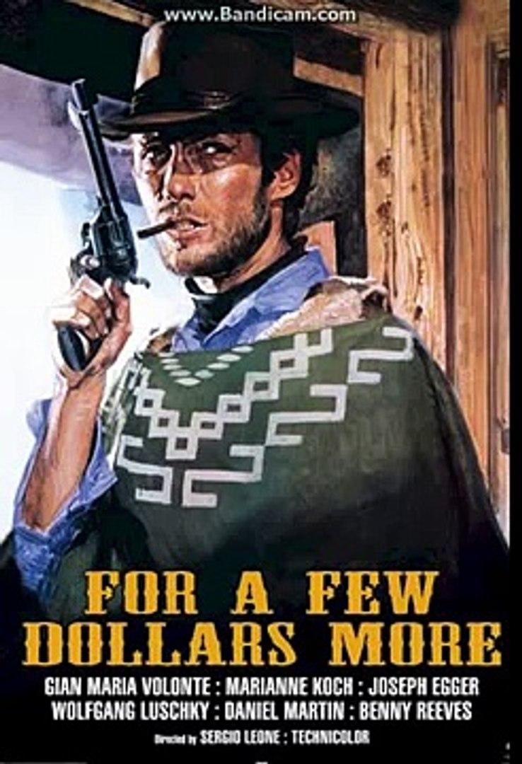 Clint Eastwood - For a few Dollars More ((Longer))