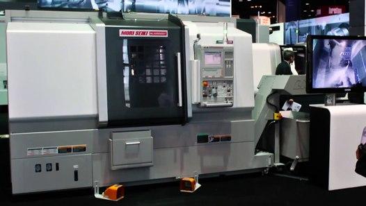 NLX2500SY / 700 Horizontal Turning Machine by DMG / Mori Seiki USA