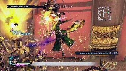Samruai Warriors 4-II - Mode Survie - Chamber of Riches de Samurai Warriors 4-II